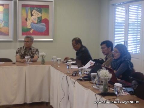 Koordinasi Rencana Kegiatan Program Green Corridor Initiative (GCI)