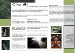 Informasi Umum Wisata Cikaniki